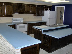 Countertop Repair & Refinishing
