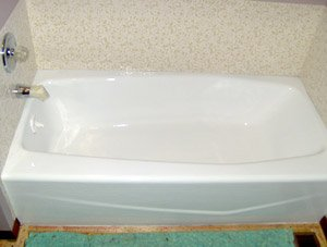 Bathtub & Tile Repair & Refinishing