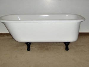 Clawfoot Tub Repair & Refinishing
